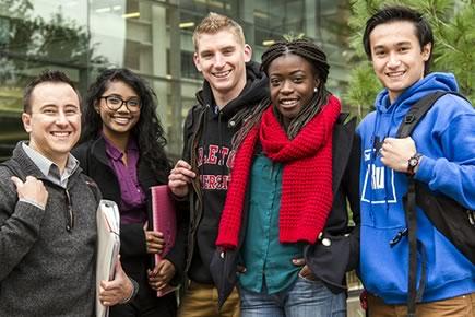 Carleton University Students