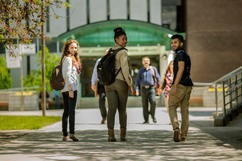 Lakehead University Students