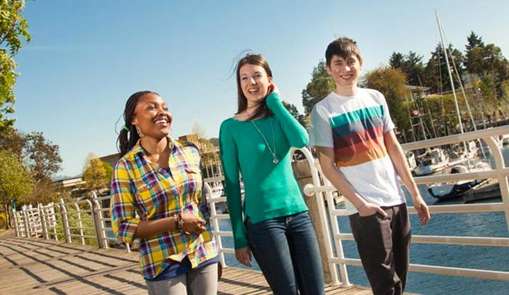 Vancouver Island University Students