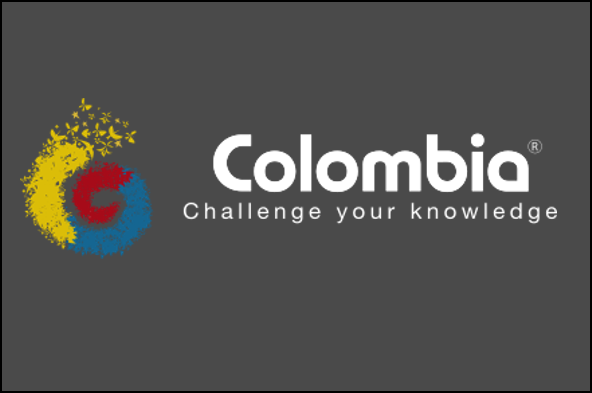 Colombia Challenge Your Knowledge Logo